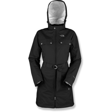 The North Face Grace Rain Jacket Womens A Raincoat for Work