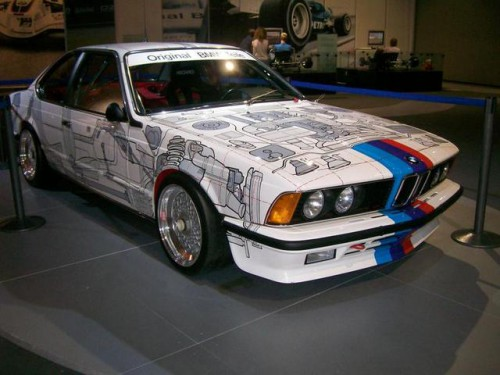 100 0342 500x375 sharpie art cars and bikes make you want to draw on your transportation