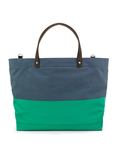 dipped tote Come to the office with Jack Spade