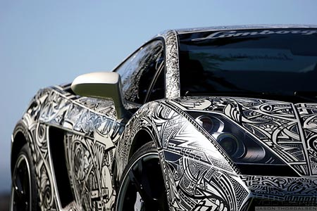 Sharpie Art Cars and Bikes Make You Want to Draw on Your Transportation #sharpiesquad sharpie 3 