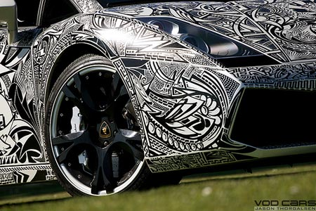 Sharpie Art Cars and Bikes Make You Want to Draw on Your Transportation #sharpiesquad sharpie 4 