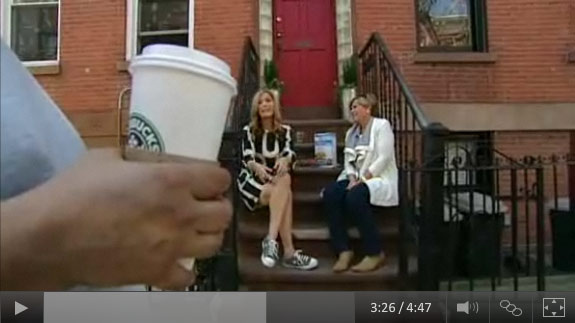 talk stoo Coffee in the News