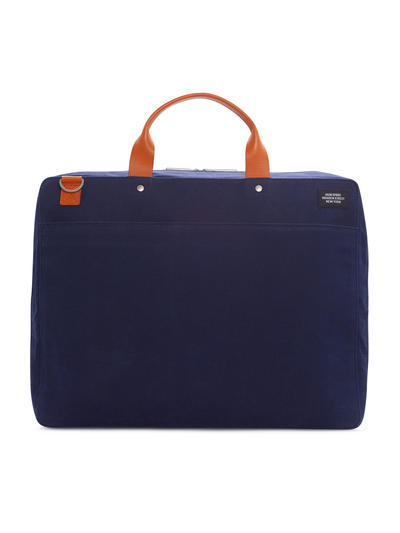 waxwear briefcase Come to the office with Jack Spade
