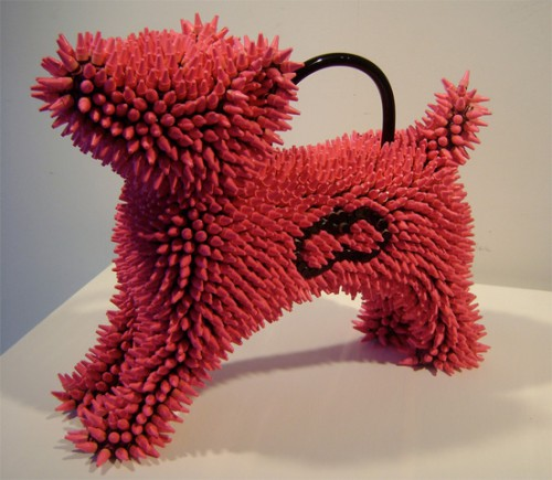Crayon Red Dog Bag 23 500x435 herb williams is the crayon master