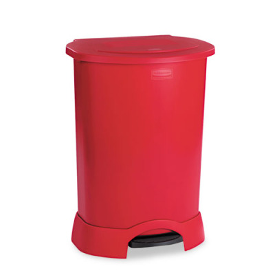 RUB614700RD 1 1 Trash Cans   Can Look Nice