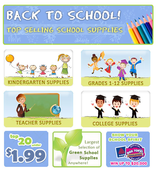back to school blog summer shopping for school at shoplet