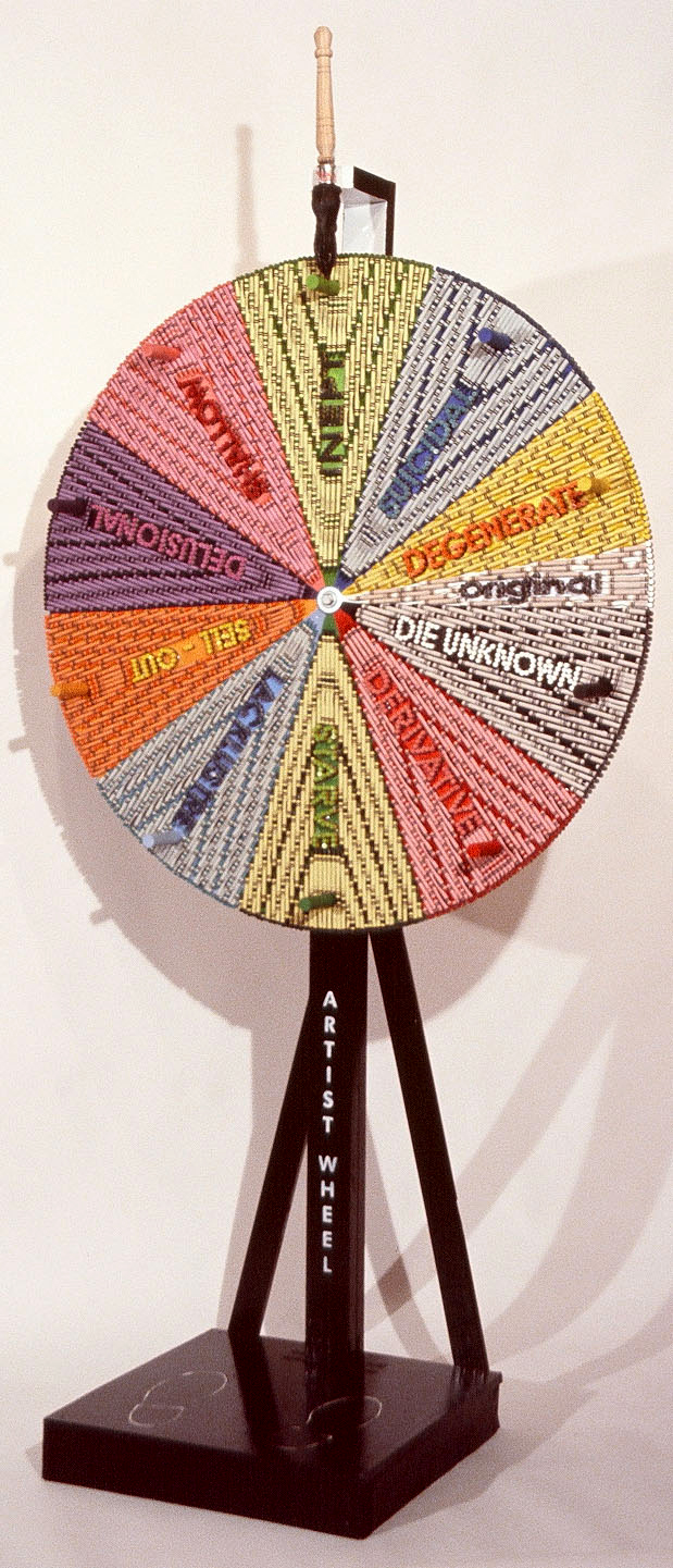 williams theartistwheel99x49x25 herb williams is the crayon master