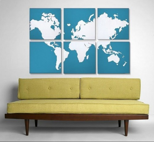051710maps1 rect540 500x462 around the world inspiration: globes in your office