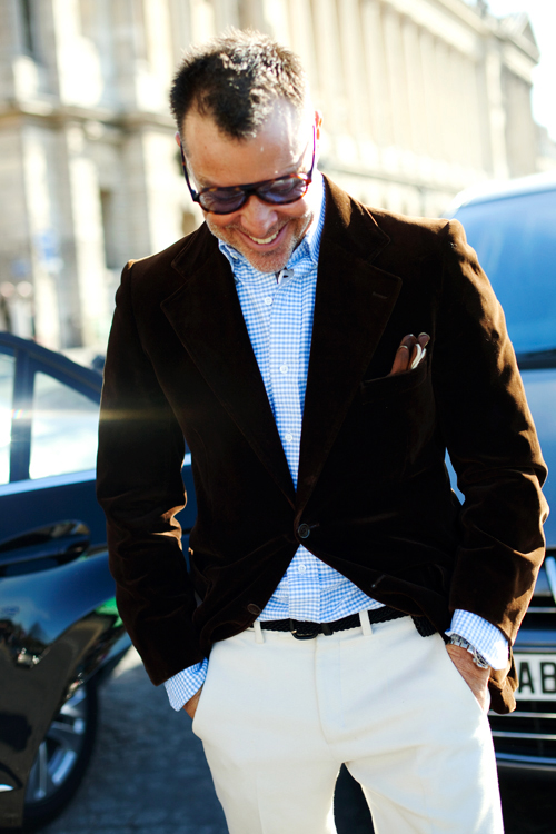 3510GC 0899Web The Sartorialist: Get Creative with Office Fashion