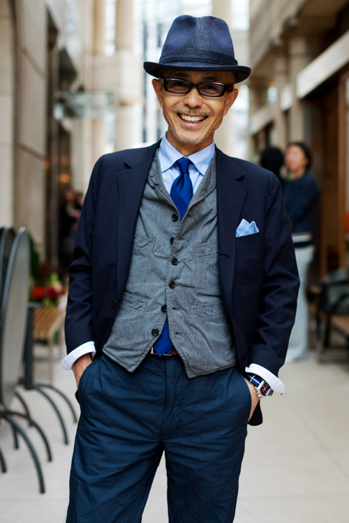 42110SonTie 6641Web  The Sartorialist: Get Creative with Office Fashion