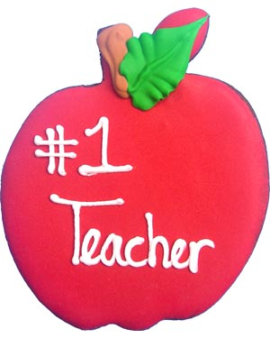 FavAppleTeacher Inspiration for Your My Teacher Rocks Contest Apple