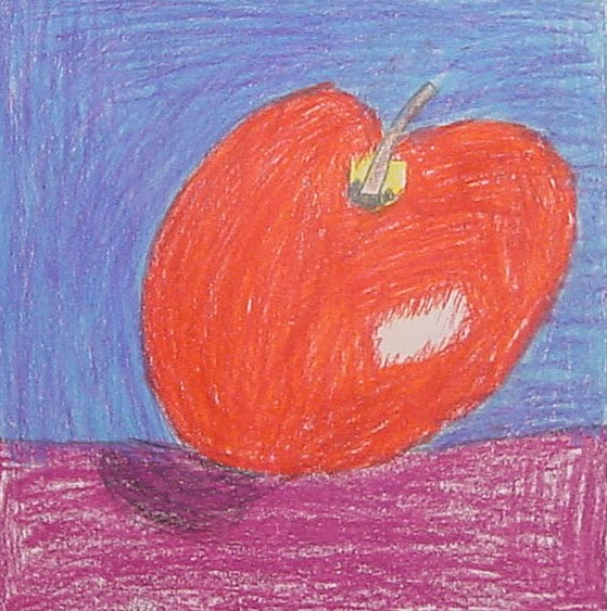 Grace+Apple Inspiration for Your My Teacher Rocks Contest Apple