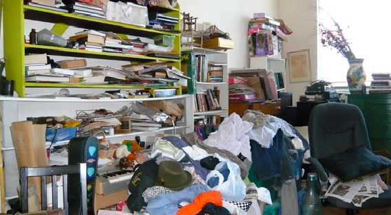 hoarders AE messy room3 time to become an invisible hoarder