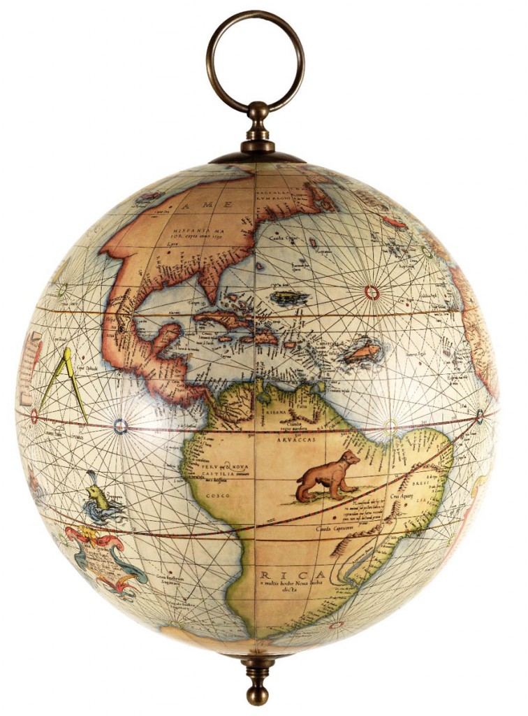 mercator hanging globe lg 756x1024 around the world inspiration: globes in your office