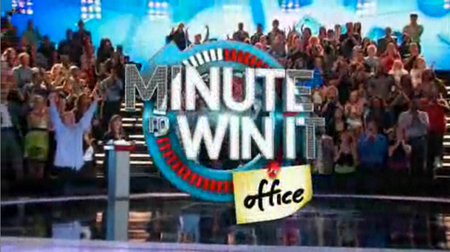 minute to win it office games Minute to Win It Office Games