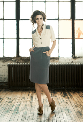 SP11 7 Work Attire inspired by the 1940s