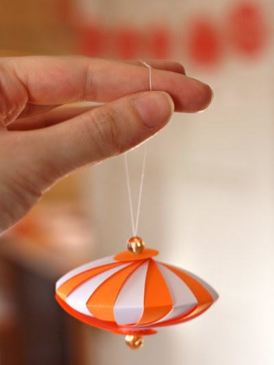 paper spaceship ornament best of office weekend roundup 25