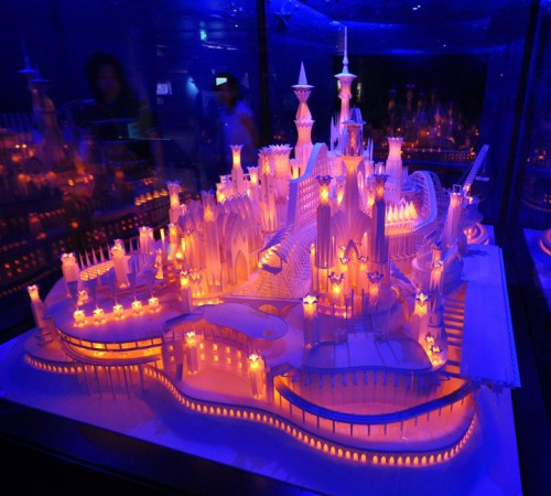 paper craft castle 1 500x450 best of office weekend roundup 23