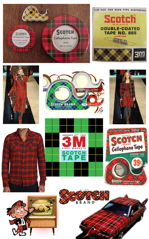scotch plaid tape scotch tape plaid