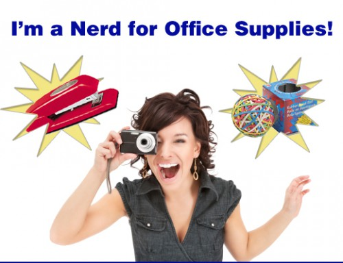 Office Supplies FB Contest Banner 500x384 Facebook Contest: Im a NERD FOR OFFICE SUPPLIES!!!