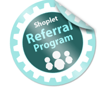 Shoplet Referral Program