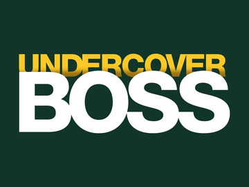 undercover boss logo Undercover Boss Reviews