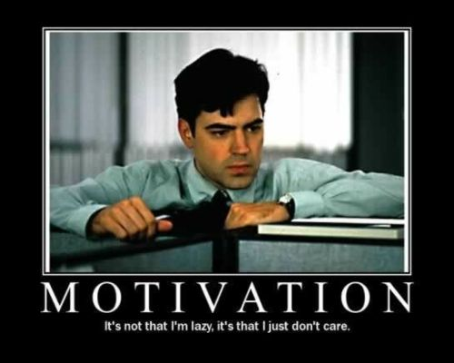demotivation Are You Guilty of Manager Speak in Your Office?
