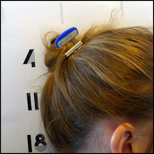 pendaflex clip hairstyles styling your hair with office supplies