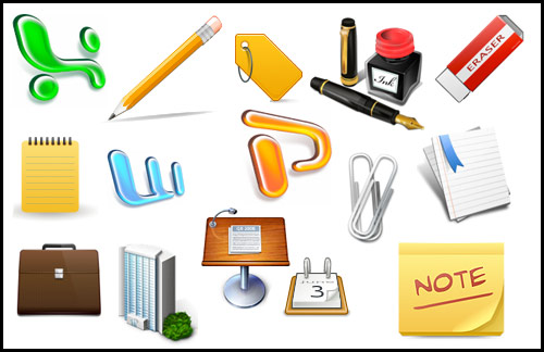 office icons office icons
