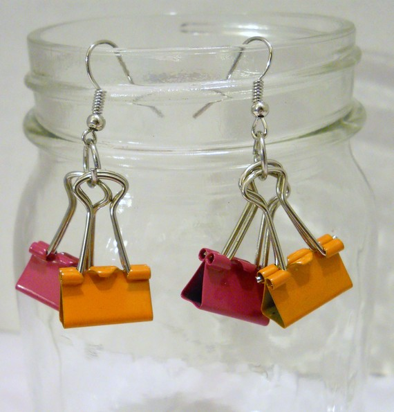 binder-clip-earrings
