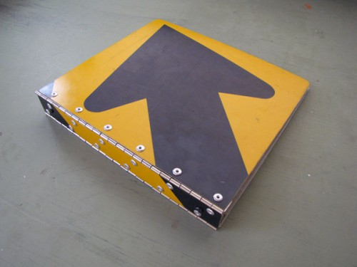 bulletproof binder from a road sign 500x375 best of office weekend roundup 41