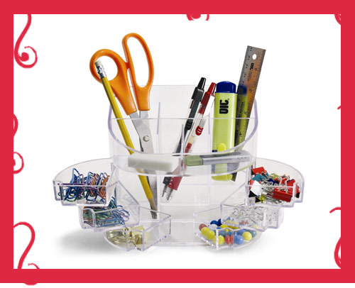 officemate organizer giveaway get a free desk organizer!