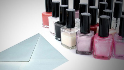 nail polish envelope 500x281 best of office weekend roundup 46