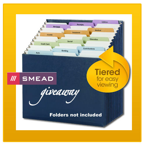 smead giveaway Smead Stadium File Giveaway
