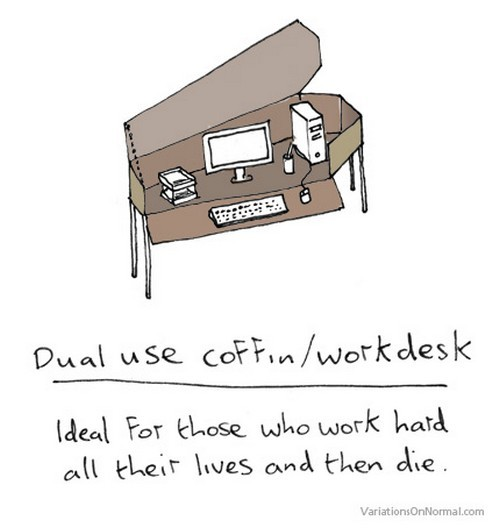 coffin work desk best of office weekend roundup 52