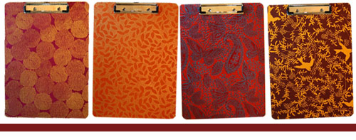 fall color clipboards *etsy* office supply find   June 23