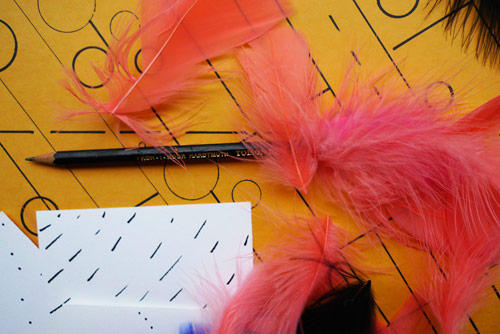 feather stationery 3 fun with feather stationery