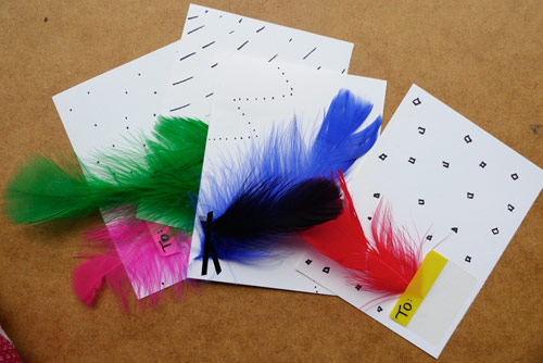 feather stationery 4 fun with feather stationery