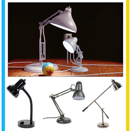 luxor jr desk lamps Luxo Jr. in your office
