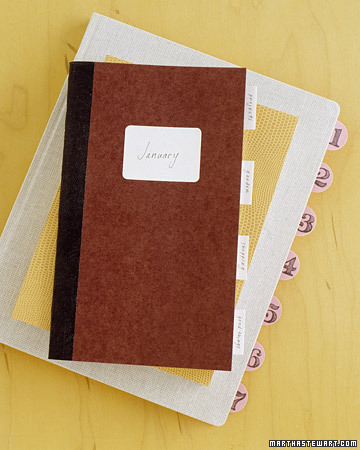 make your own tabbed notebook best of office weekend roundup 52