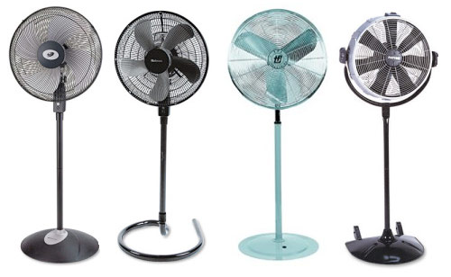 office fans cool down your office