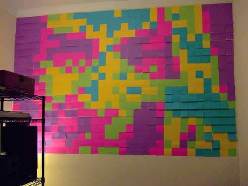 post it wall best of office weekend roundup 51