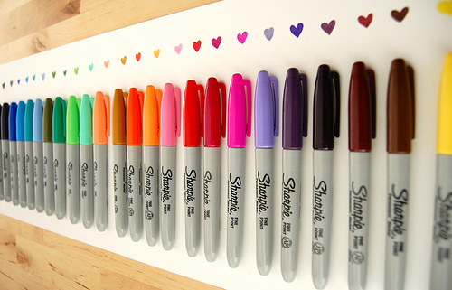 rainbow sharpies best of office weekend roundup 52