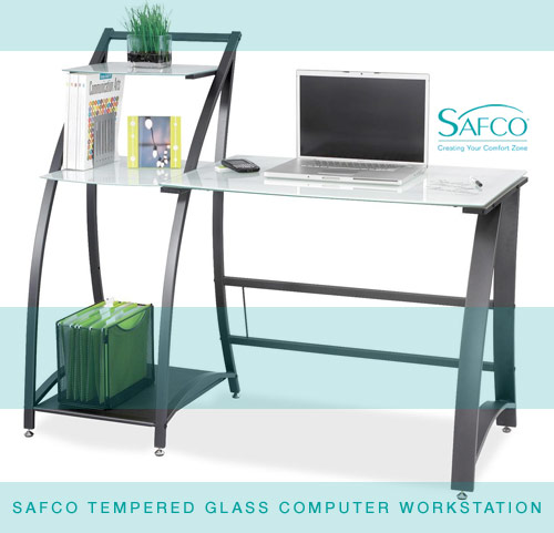 safco workstation giveaway Win a New Safco Workstation!
