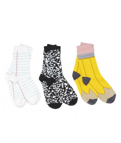 school socks 424x500 best of office weekend roundup 49