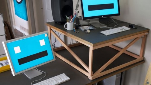standing desk jockey 500x281 best of office weekend roundup 49