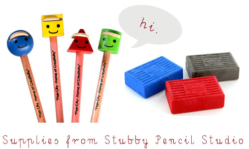 stubby-pencil-studio-supplies