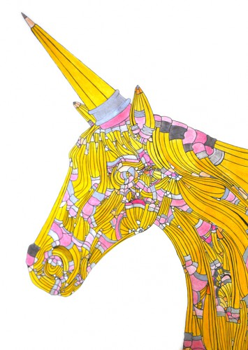 unicorn pencils 355x500 best of office weekend roundup 49