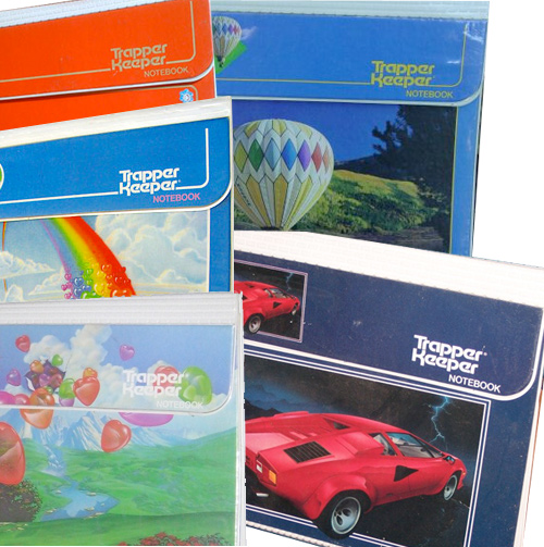 80s mead trapper keeper A Tribute to Trapper Keepers
