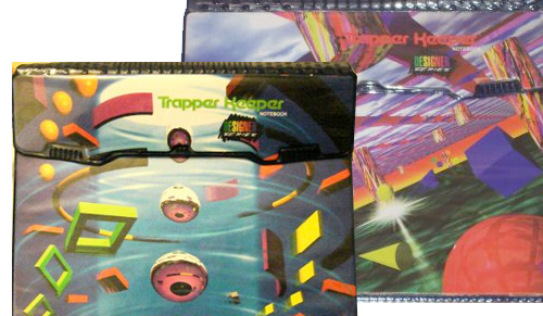 mead trapper keeper 2 A Tribute to Trapper Keepers